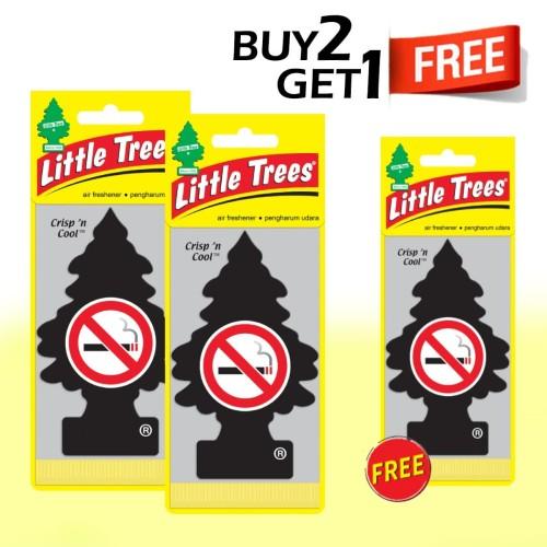 Foto Produk Buy 2 Get 1 FREE Little Trees No Smoking dari LITTLE TREES INDONESIA