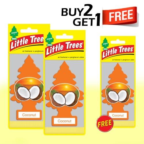 Foto Produk Buy 2 Get 1 FREE Little Trees Paper Coconut dari LITTLE TREES INDONESIA