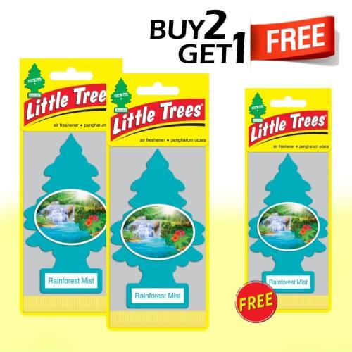 Foto Produk Buy 2 Get 1 FREE Little Rainforest Mist dari LITTLE TREES INDONESIA