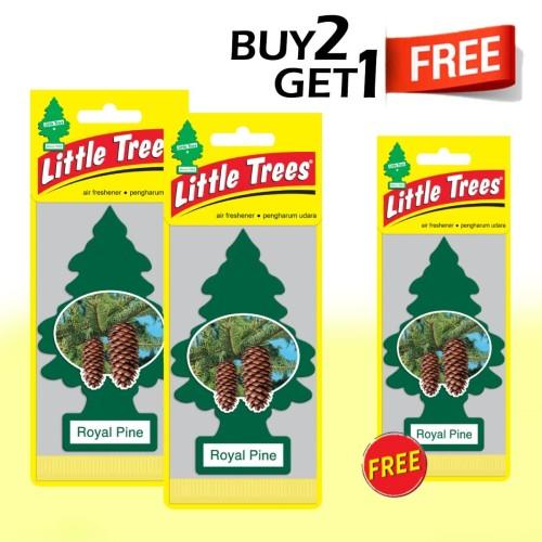 Foto Produk Buy 2 Get 1 FREE Little Royal Pine dari LITTLE TREES INDONESIA