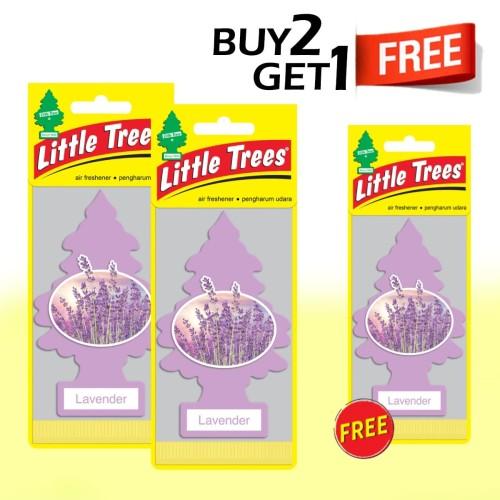 Foto Produk Buy 2 Get 1 FREE Little Trees Lavender dari LITTLE TREES INDONESIA