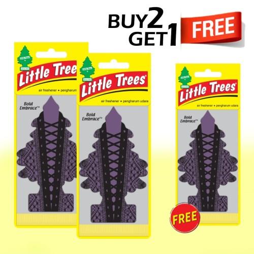 Foto Produk Buy 2 Get 1 FREE Little Bold Embrace dari LITTLE TREES INDONESIA