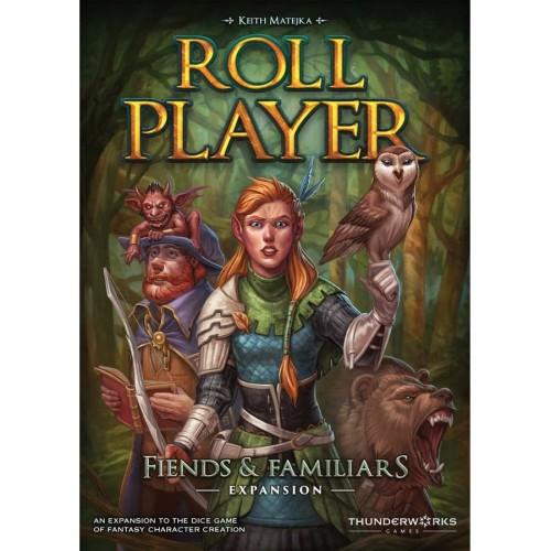 Foto Produk Roll Player: Fiends & Familiars ( Original ) - Board Game Expansion dari Toko Board Game