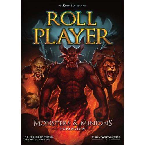 Foto Produk Roll Player: Monsters & Minions ( Original ) Board Game Expansion dari Toko Board Game