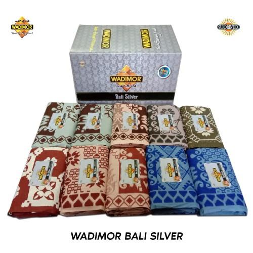 Foto Produk Wadimor Sarung Tenun Bali Silver dari Wadimor