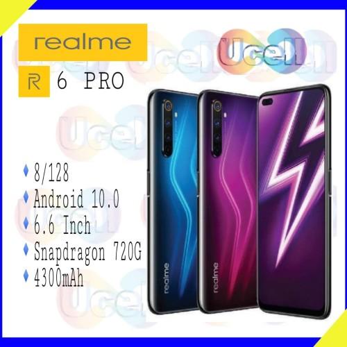 Foto Produk Realme 6 Pro - 8GB/128GB - Garansi Resmi dari ucell cempaka