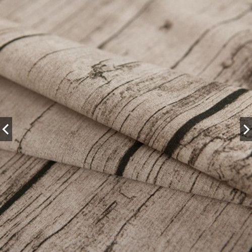 Foto Produk Alas Foto Kain Motif Kayu Koran Wood Newspaper Napkin Cloth - kayu wood dari TwilightShop