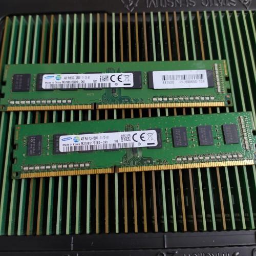 Foto Produk Memory ddr3 4Gb merk Samsung dari re_comp