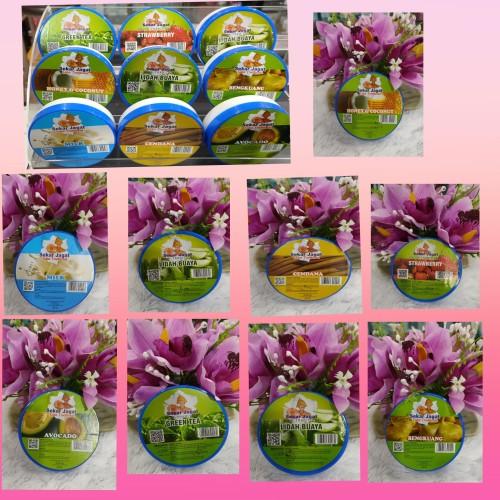 Foto Produk Sekar Jagat Lulur Cream 100 gr - Avocado dari Emencosmetic
