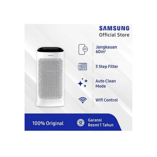 Foto Produk Samsung AX60R5080WD Air Purifier [60 m2] with 3 Way Airflow dari Cahaya Asia Sukses