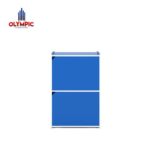Foto Produk Olympic Rak Serbaguna / Lemari penghemat tempat / RSG 02P - Biru dari Olympic Furniture
