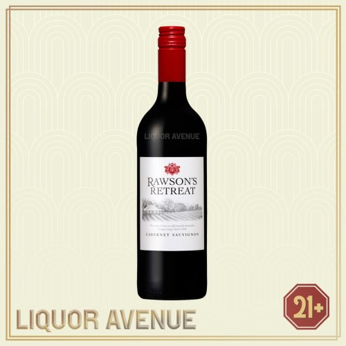 Foto Produk Rawson's Retreat Cabernet Sauvignon Australian Red Wine 700 Ml dari Liquor_Avenue