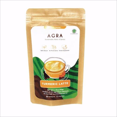 Foto Produk Turmeric Latte dari Agradaya