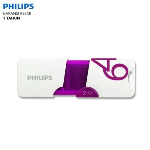 Foto Produk Flashdisk Philips Citi Edition USB 2.0 64GB dari Ridista Official Store