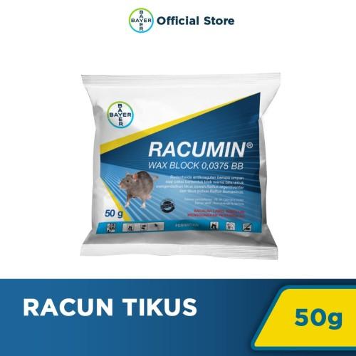 Foto Produk Racun Tikus - Racumin Waxblock dari Bayer Official Partner