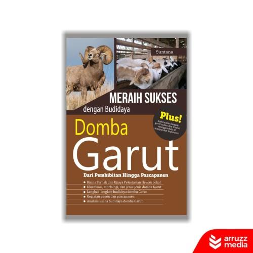 Foto Produk Arruzz Media - Meraih Sukses dengan Budidaya Domba Garut dari arruzz media store
