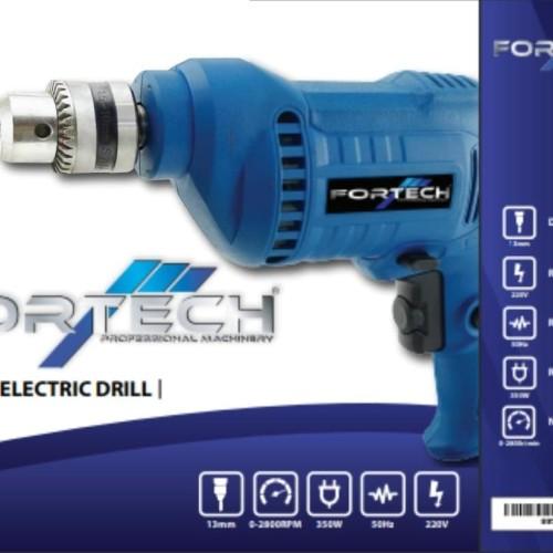 Foto Produk Fortech electric dirill bor listrik 10 mm dari Koreanholicshop