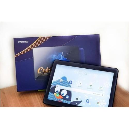 Foto Produk Tablet Evercoss Etab 10 Prime X9 3/32 Ram 3GB Internal 32GB Grs Resmi dari dk-cell