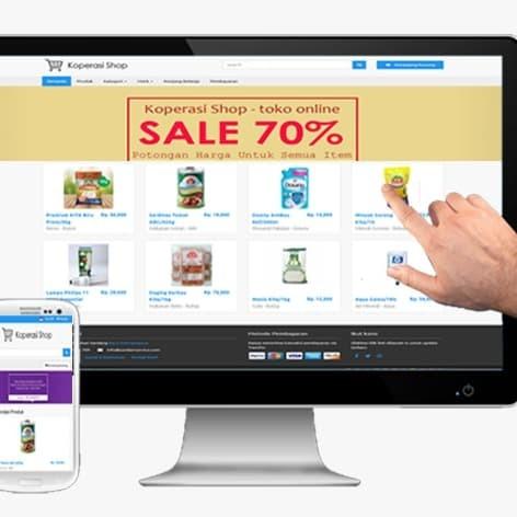 Foto Produk Aplikasi idsmol paket toko online dari susecom