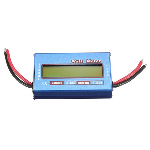 Foto Produk 60V 100A Digital LCD Display Voltage Current Power Battery dari Interest Shop
