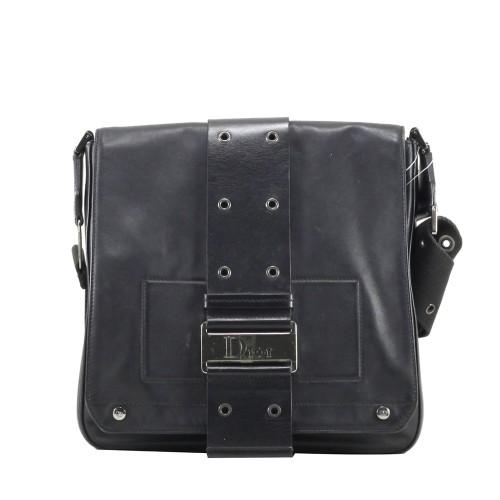 Foto Produk Dior Street Chic Cross Body Bag in Black I9976C dari SECOND CHANCE