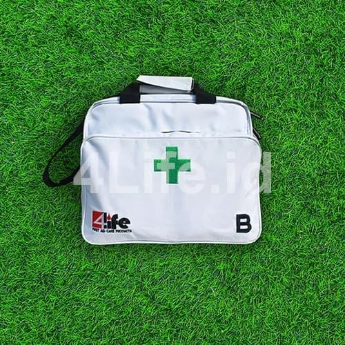 Foto Produk Tas P3K Selempang / First Aid Kit + Isi / Tipe B dari 4Life Indonesia PT DHS
