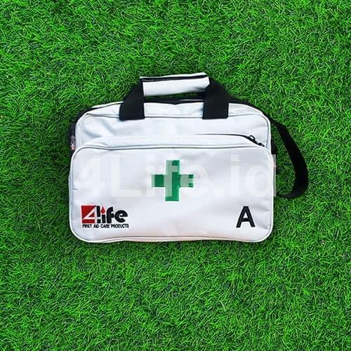 Foto Produk Tas P3K Selempang / First Aid Kit + Isi / Tipe A dari 4Life Indonesia PT DHS