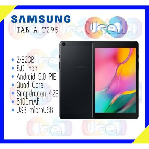 Foto Produk Samsung Galaxy Tab A 8.0 2019 T295 Silver white - 2GB/32GB - Resmi dari ucell cempaka