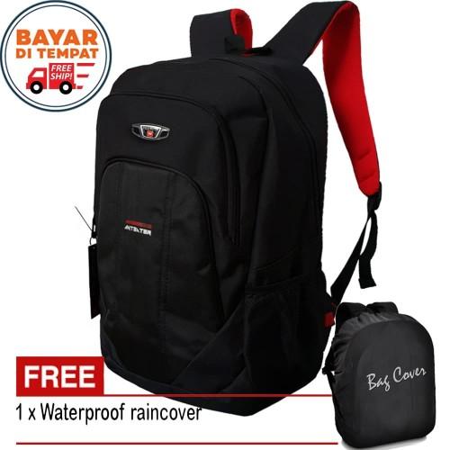 Foto Produk Tas Pria Tas Ransel Pria JS354 Tas Punggung Tas Backpack + Raincover dari Juragan Tas Import