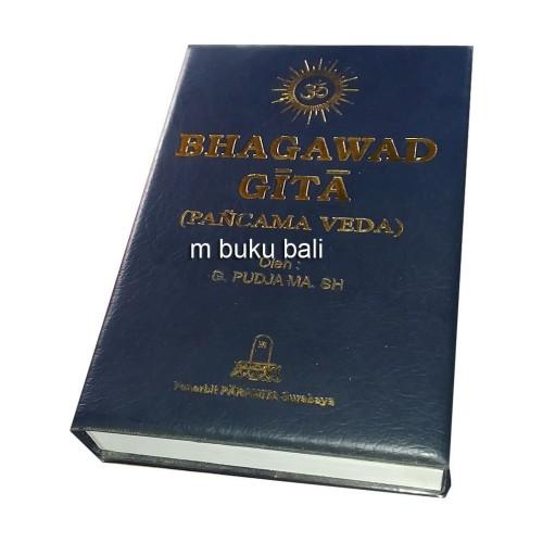 Foto Produk Bhagawad Gita Pancama Veda - buku hindu dari m buku bali