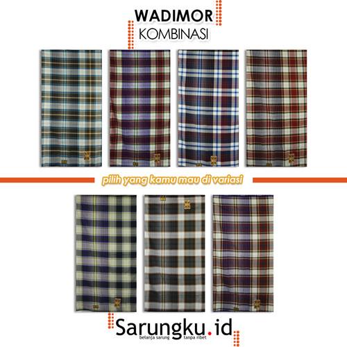 Foto Produk SARUNG WADIMOR CERIA MOTIF KOMBINASI - Cover dari SarungkuID
