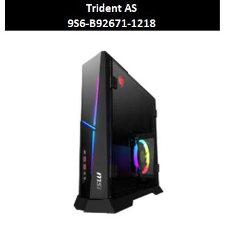 Foto Produk MSI DEKSTOP Trident AS 9S6-B92671-1218 dari kanakomputer