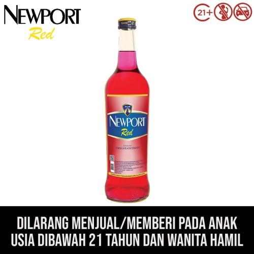 Foto Produk Newport Red 620mL dari kawan minum