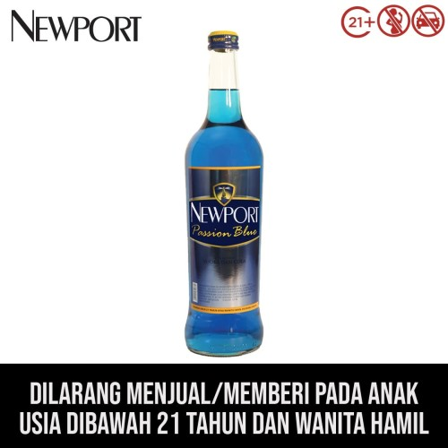 Foto Produk Newport Passion Blue 620mL dari kawan minum