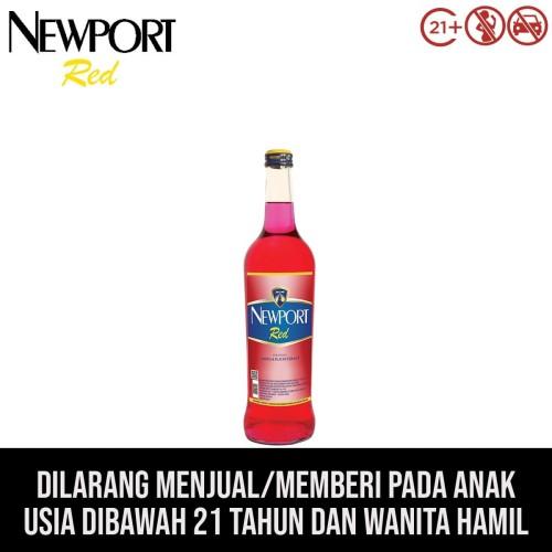 Foto Produk Newport Red 275mL dari kawan minum