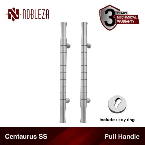Foto Produk NOBLEZA Centaurus SS 60 cm Pull Handle Gagang Tarikan Pintu Rumah dari Nobleza Hardware