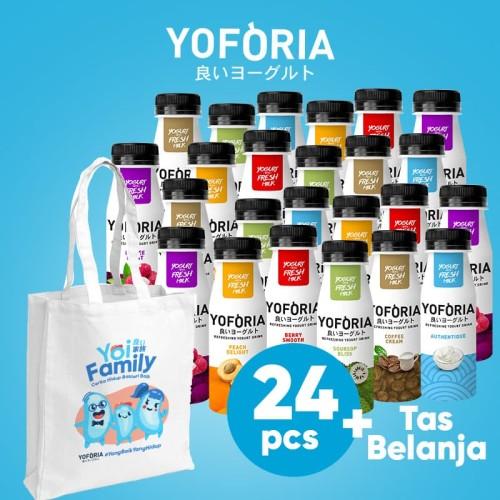 Foto Produk Yoforia Yogurt Drink 24 in 1 dari Yoforia Official Store