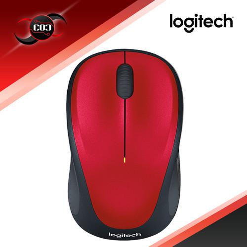 Foto Produk Logitech M 235 Cordless Mouse dari COC Komputer