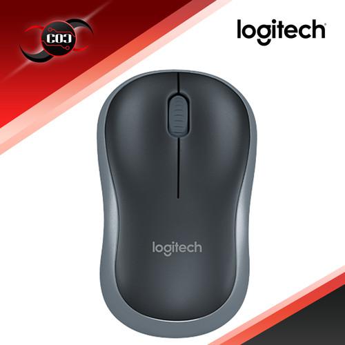 Foto Produk Logitech M 185 Cordless Mouse dari COC Komputer