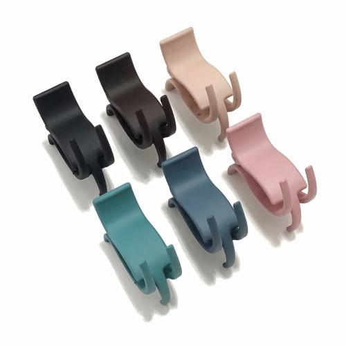 Foto Produk Pastel Prawns Hair Clip - Jepit Udang Rambut Polos Made in Korea dari Lily's Accessories