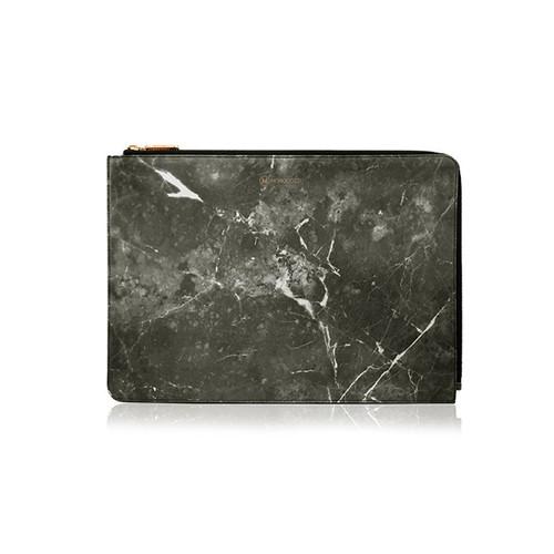 Foto Produk Monocozzi Sleeve/Bag Macbook Pro/Air Touch ID 13,3 Inch 2020 - Hitam dari Originalroom
