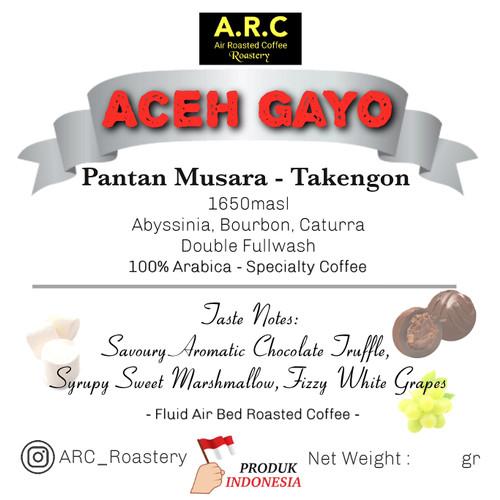 Foto Produk Kopi Aceh Gayo Pantan Musara 250gr dari Toko Rok Presso