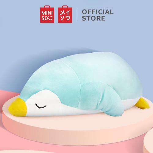 Foto Produk MINISO Boneka Pinguin Lucu Hadiah Untuk Anak-Anak 85 cm dari Miniso Indonesia