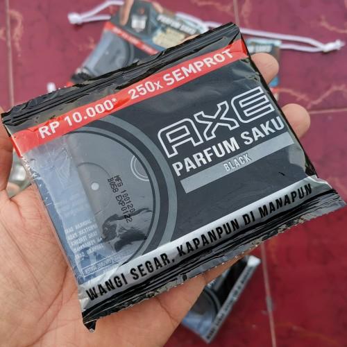 Foto Produk Axe Pocket Fragnance / Parfum Saku - Black dari Yunira123