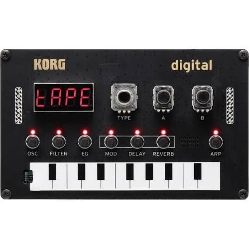 Foto Produk KORG Programmable Synthesizer Kit NTS1 Monophonic DIY Synthesizer Kit dari Musica_Originale