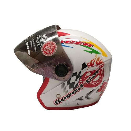 Foto Produk Helm Anak Kidzu Racer dari GudangHelm