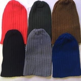 Foto Produk FTSL topi kupluk rajit beanie hat topi anak dewasa - Merah dari ftslapparel