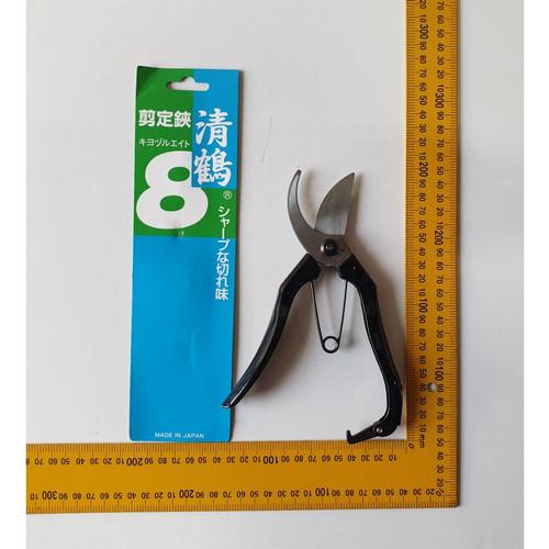 Foto Produk Gunting Dahan Bonsai Pruner Kiyozuru 8 in Made in JAPAN dari TOKO BESI TIMUR JAYA