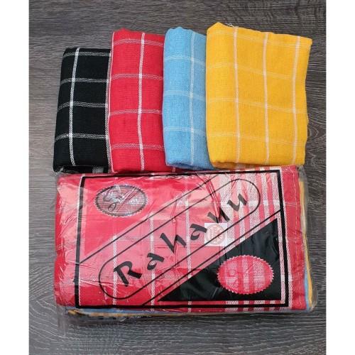 Foto Produk Kain Lap kain serbet berwarna tebal kain lap satu lusin dari tokocantik00