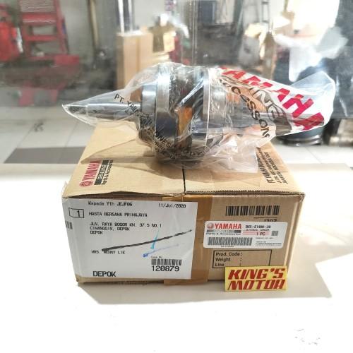 Foto Produk kruk, ker as, crankshaft, bandul stang seher AEROX 155 (B65 E1400) dari King'S Motor